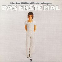 Cover Marius Müller-Westernhagen - Das erste Mal