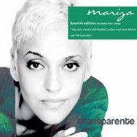 Cover Mariza - Transparente