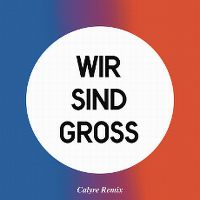 Cover Mark Forster - Wir sind gross