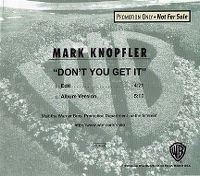 Cover Mark Knopfler - Don't You Get It