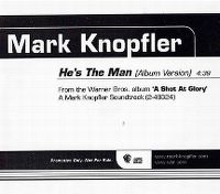 Cover Mark Knopfler - He's The Man
