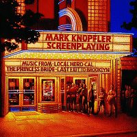 Cover Mark Knopfler - Screenplaying