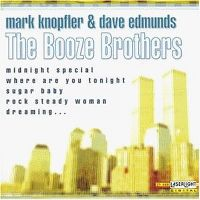 Cover Mark Knopfler & Dave Edmunds - The Booze Brothers
