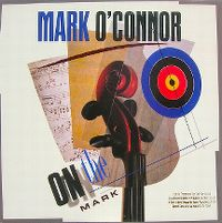 Cover Mark O'Connor - On The Mark