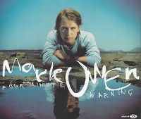 Cover Mark Owen - Four Minute Warning