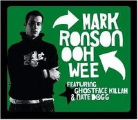 Cover Mark Ronson feat. Ghostface Killah & Nate Dogg - Ooh Wee