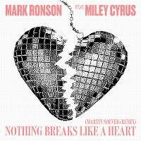 Cover Mark Ronson feat. Miley Cyrus - Nothing Breaks Like A Heart
