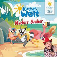 Cover Markus Becker - Kattas Welt