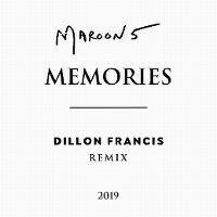 Cover Maroon 5 - Memories