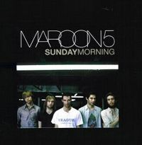 Cover Maroon 5 - Sunday Morning