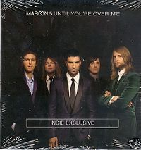 Cover Maroon 5 - Until You're Over Me