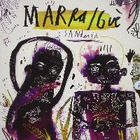 Cover Marra / Guè - Santeria