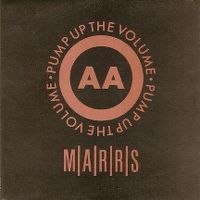 Cover M|A|R|R|S - Pump Up The Volume