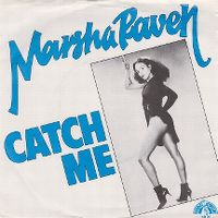 Cover Marsha Raven - Catch Me