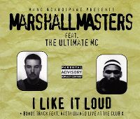 Cover Marshall Masters feat. The Ultimate MC - I Like It Loud