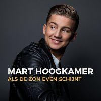 Cover Mart Hoogkamer - Als de zon even schijnt