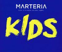 Cover Marteria - Kids (2 Finger an den Kopf)