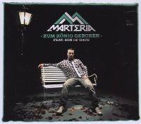 Cover Marteria - Zum König geboren