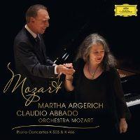 Cover Martha Argerich / Claudio Abbado / Orchestra Mozart - Piano Concertos K 503 & K 466