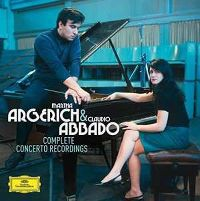 Cover Martha Argerich & Claudio Abbado - Complete Concerto Recordings