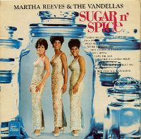 Cover Martha Reeves & The Vandellas - Sugar 'n' Spice