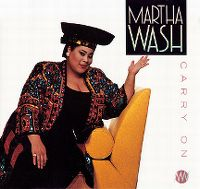 Cover Martha Wash - Carry On
