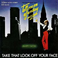 Cover Marti Webb - Take That Look Off Your Face