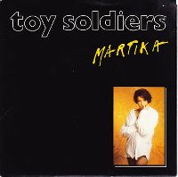 Cover Martika - Toy Soldiers