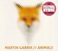 Cover Martin Garrix - Animals
