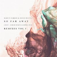 Cover Martin Garrix & David Guetta feat. Jamie Scott & Romy Dya - So Far Away