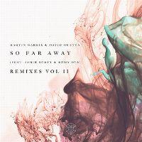 Cover Martin Garrix & David Guetta feat. Jamie Scott & Romy Dya - So Far Away