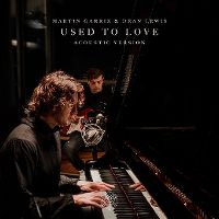 Cover Martin Garrix & Dean Lewis - Used To Love