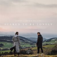 Cover Martin Garrix & Dua Lipa - Scared To Be Lonely
