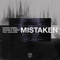 Cover Martin Garrix, Matisse & Sadko feat. Alex Aris - Mistaken