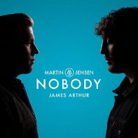 Cover Martin Jensen & James Arthur - Nobody