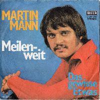 Cover Martin Mann - Meilenweit