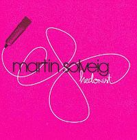Cover Martin Solveig - Hedonist