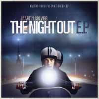 Cover Martin Solveig - The Night Out