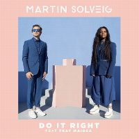 Cover Martin Solveig feat. Tkay Maidza - Do It Right