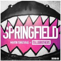 Cover Martin Tungevaag & ItaloBrothers - Springfield