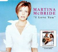 Cover Martina McBride - I Love You