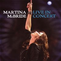 Cover Martina McBride - Live In Concert