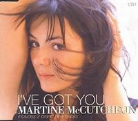 Cover Martine McCutcheon - I've Got You