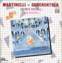 Cover Martinelli - Cenerentola (Cinderella)