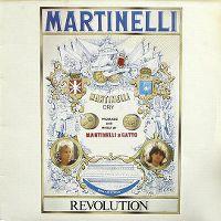 Cover Martinelli - Revolution