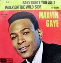 Cover Marvin Gaye - Baby Don't You Do It