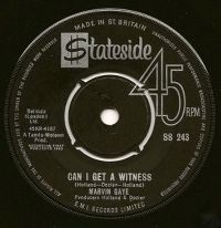 Cover Marvin Gaye - Can I Get A Witness