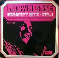 Cover Marvin Gaye - Greatest Hits - Vol. 1