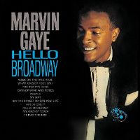 Cover Marvin Gaye - Hello Broadway