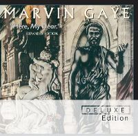 Cover Marvin Gaye - Here, My Dear